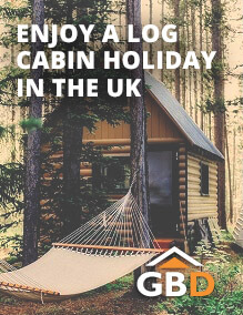 Looking for a Unique Getaway? : Enjoy a Log Cabin Holiday in the UK