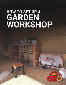 How to set up a Garden Workshop
