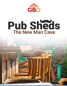 Pub Sheds – The New Man Cave