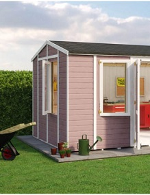 9 Ways to Turn Your Shed into the Perfect Garden Workshop