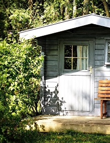 Convert Your Shed into an Airbnb 'Shedcation' Destination