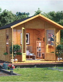 Top 8 Uses for Summerhouses in the winter