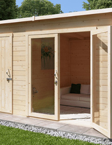 The 7 Most Popular Wooden Shed Roof Materials