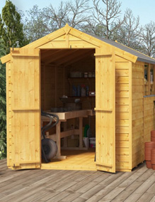 What Not To Store In Your Garden Shed